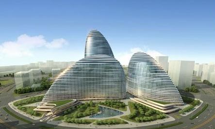 北京望京soho中心